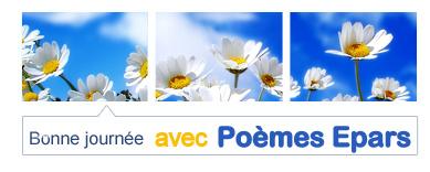 Poèmes Épars, Le site.