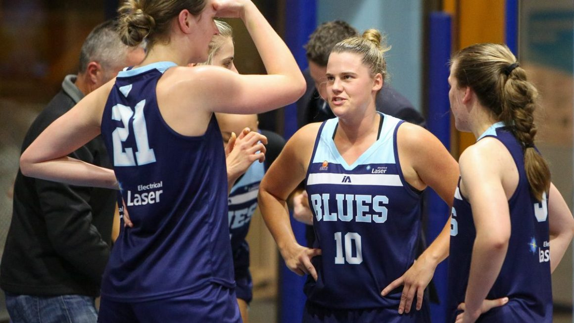 STACEY BARR: FOCUSED ON BASKETBALL AND READY TO COMPETE