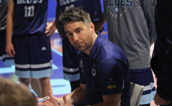 HARMS EXCITED ABOUT THE BLUES' LONG-AWAITED RETURN TO THE PLAYOFFS