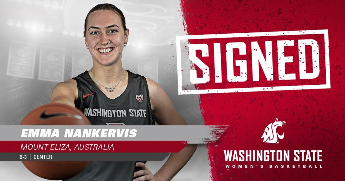 COUGARS ADD EMMA NANKERVIS FOR 2019-20