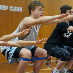 JUNIOR BLUES STRENGTH & CONDITIONING TERM 1 2020