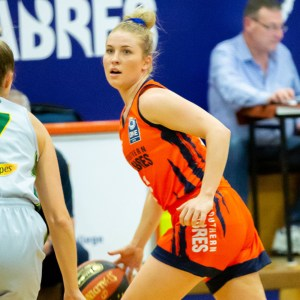 SAMARA HILL RETURNS TO BLUES FOR NBL1 SOUTH 2020