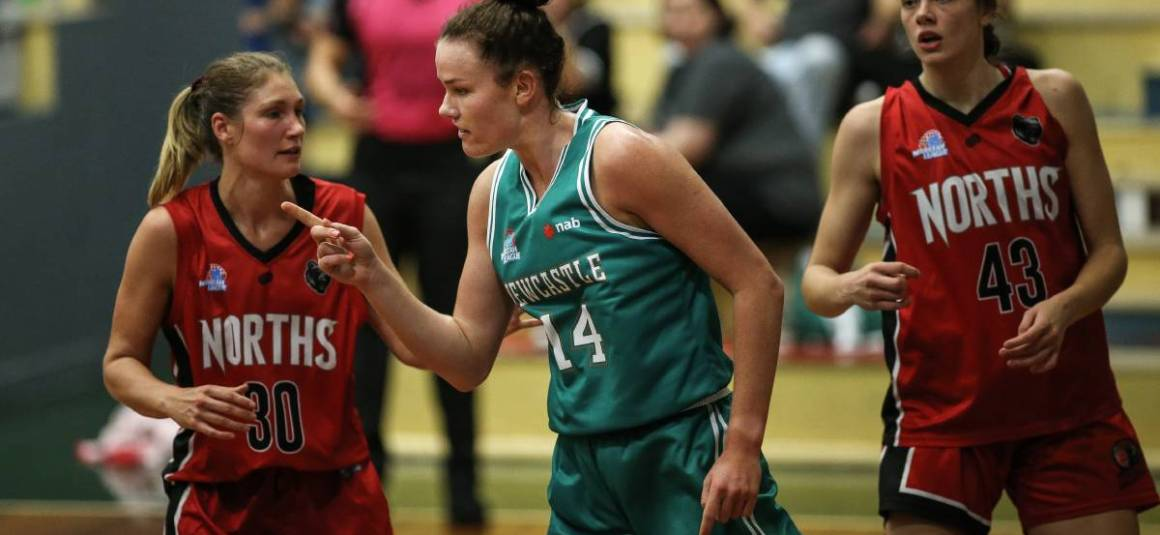 LARA MCSPADDEN SET FOR NBL1 WITH FRANKSTON BLUES