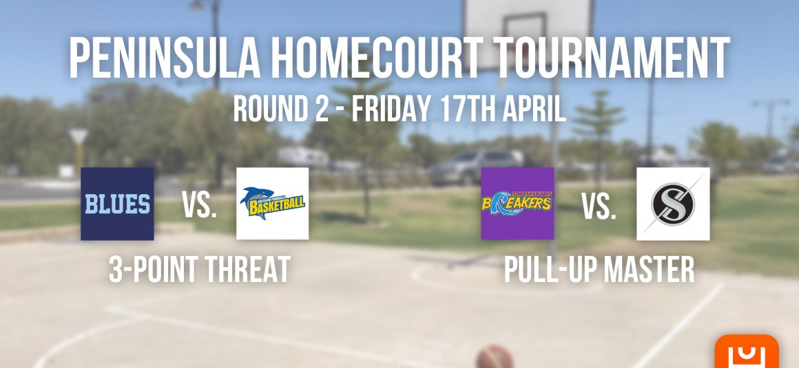 PENINSULA HOMECOURT TOURNAMENT – ROUND 2 RESULTS