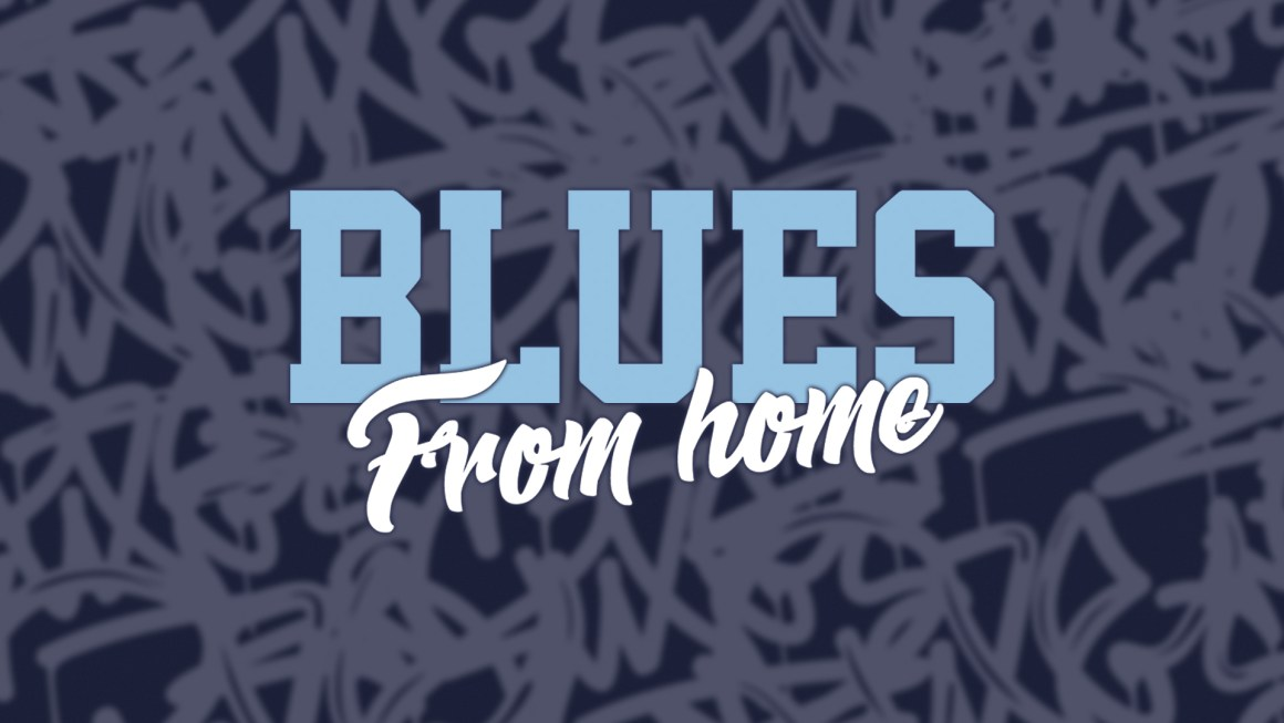 BLUES FROM HOME