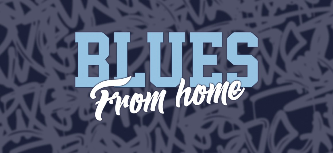 BLUES FROM HOME – UPDATE 16/08/2020