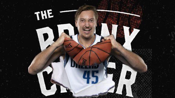 RYAN BROEKHOFF – THE BRONX CHEER BASKETBALL