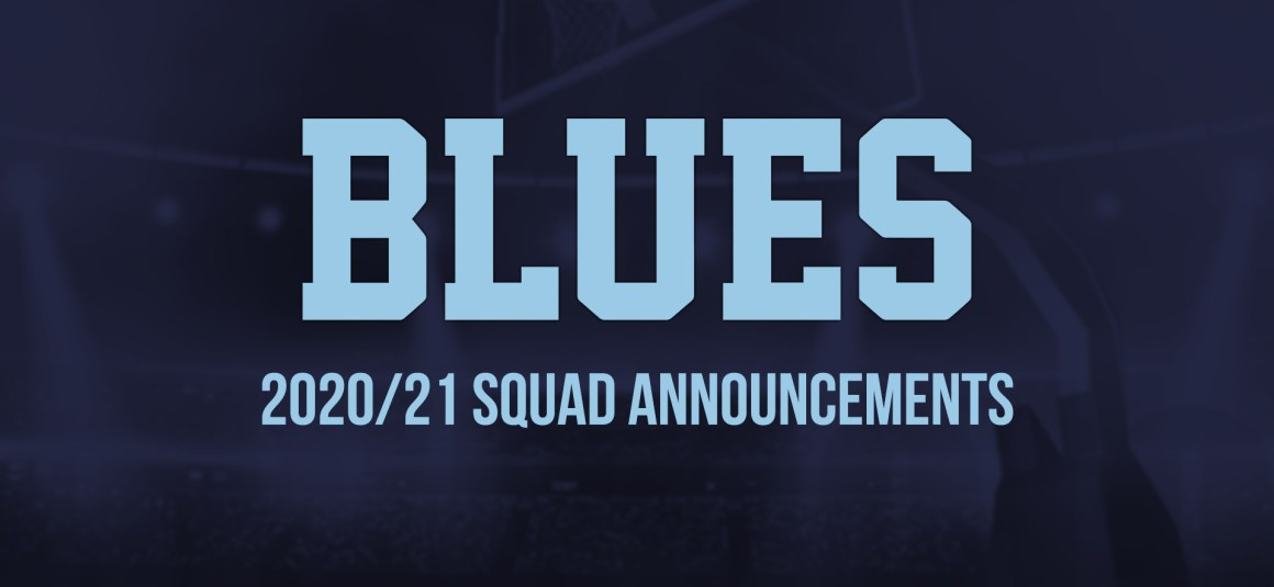 FRANKSTON BLUES 2020/21 SQUAD ANNOUNCEMENTS