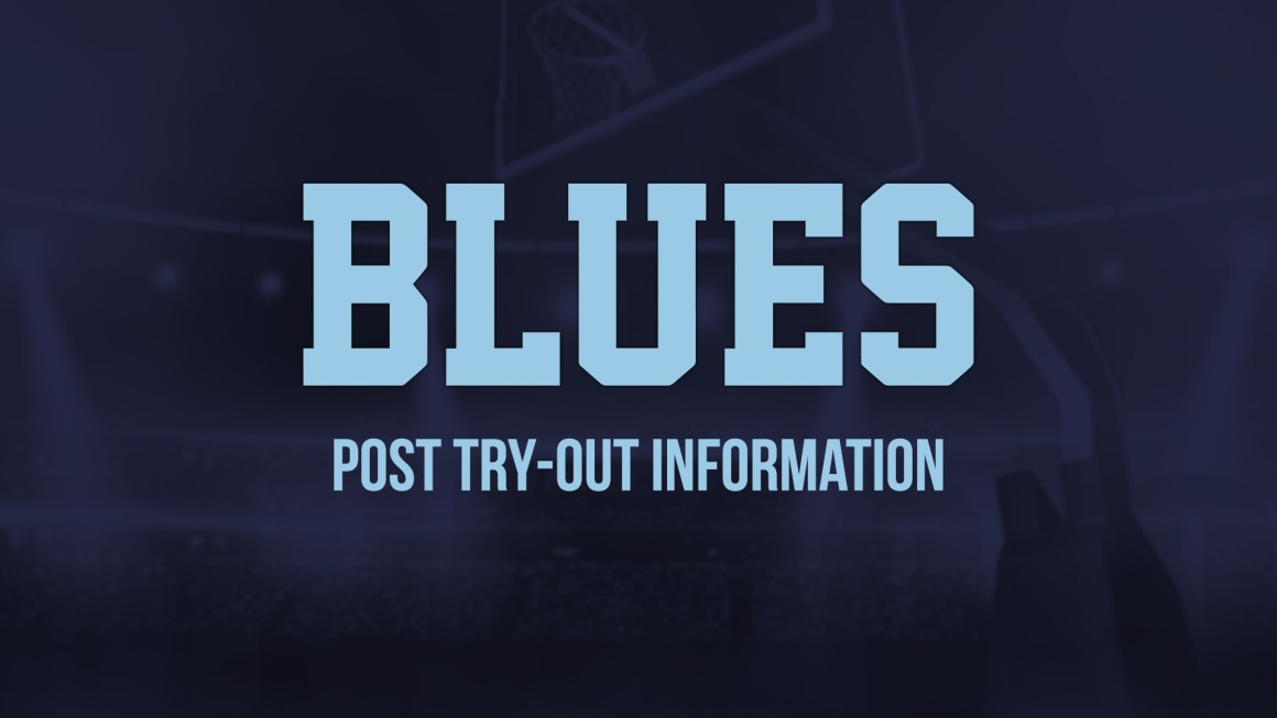 FRANKSTON BLUES POST TRY-OUT INFORMATION