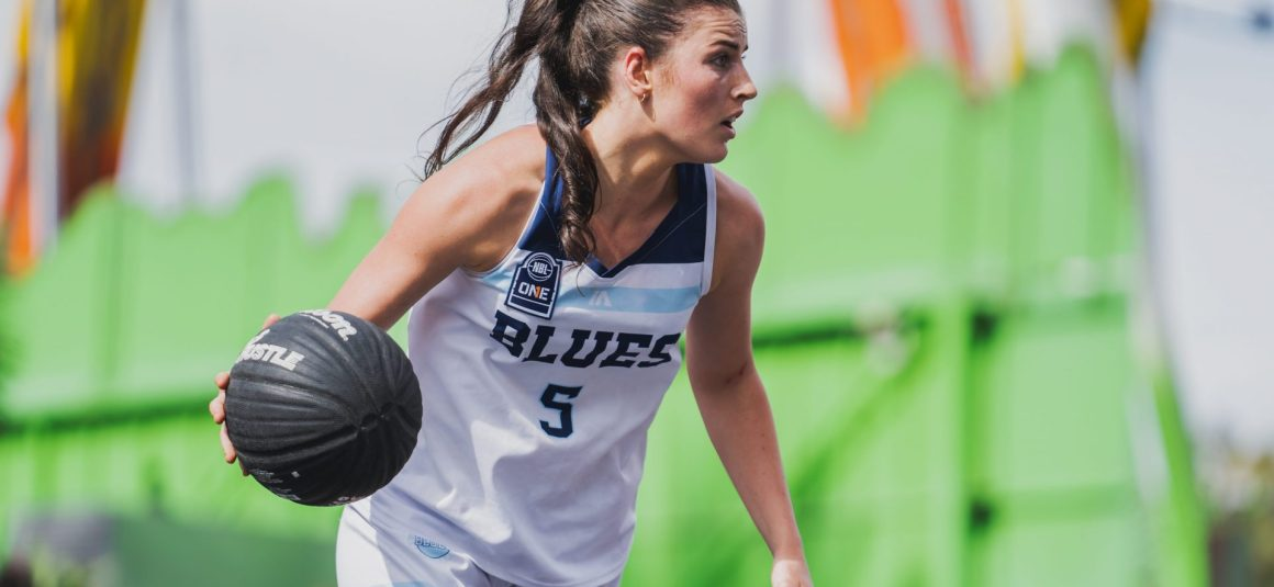 SARAID TAYLOR TO CAPTAIN BLUES WOMEN
