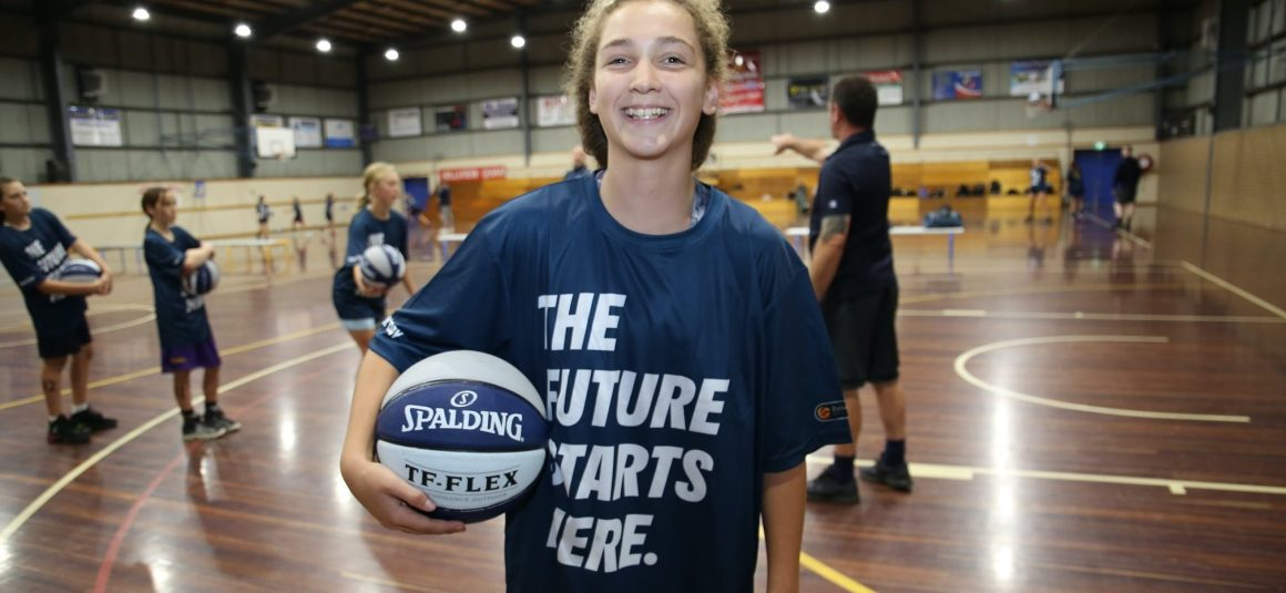 UNDER-14 REGIONAL BASKETBALL ACADEMY ATHLETES ANNOUNCED