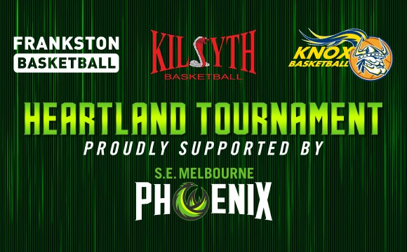 FRANKSTON JOINS FORCES WITH PHOENIX, KILSYTH AND KNOX TO CREATE THE HEARTLAND TOURNAMENT