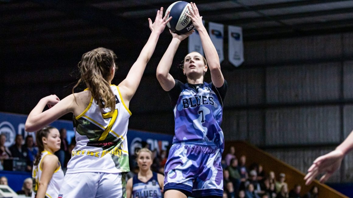 DARCEE GARBIN: NBL1 SOUTH PLAYER OF THE WEEK ROUND 2