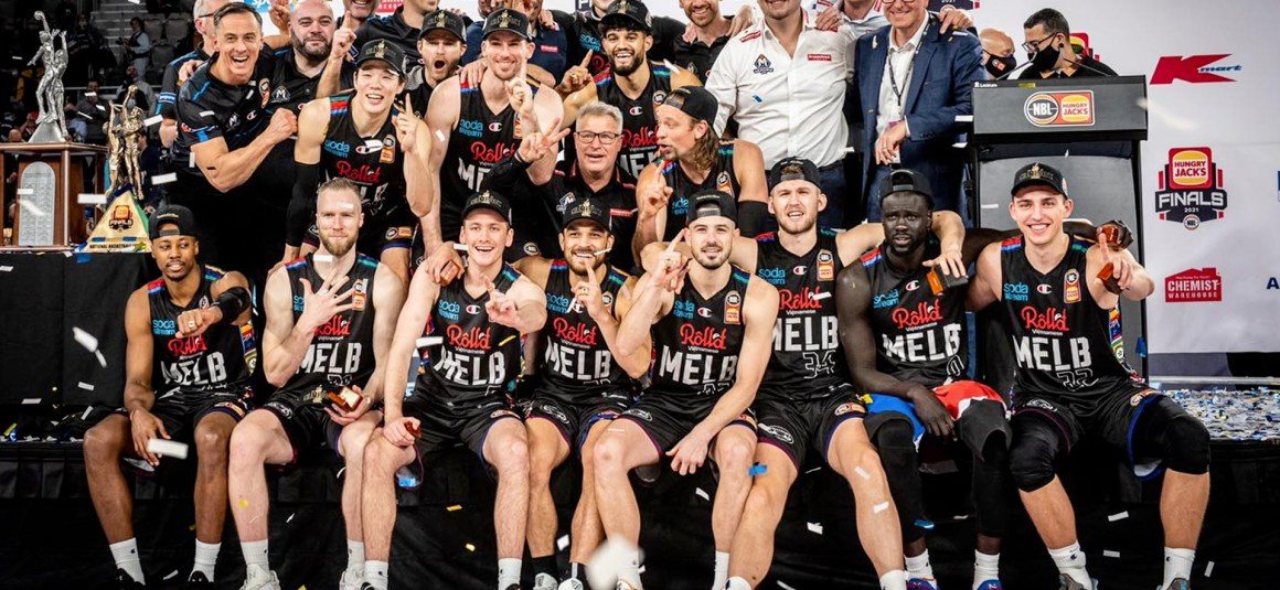 FRANKSTON BLUES NBL 2021 CHAMPIONSHIP REPRESENTATIVES