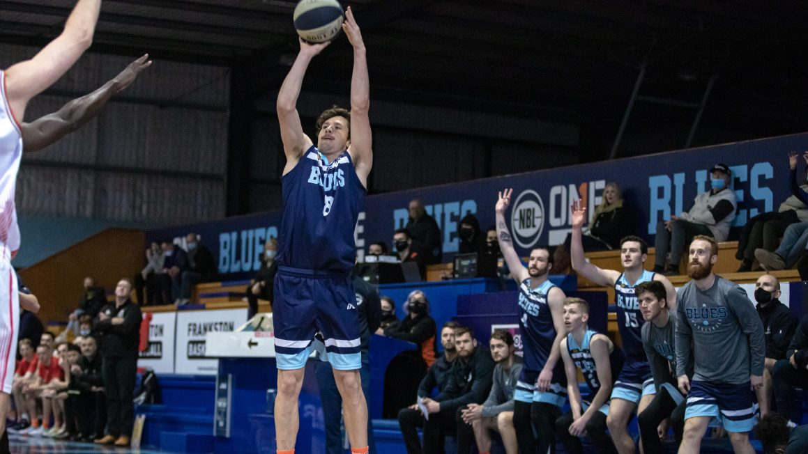 LACHLAN BARKER: NBL1 SOUTH PLAYER OF THE WEEK ROUND 11