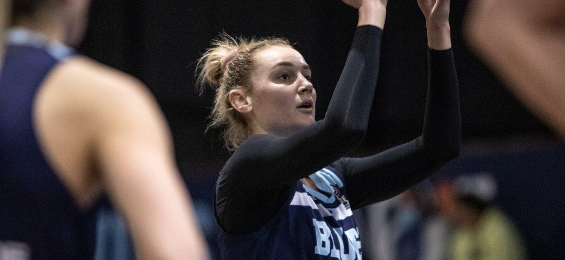 DARCEE GARBIN SELECTED FOR FIBA WOMEN'S ASIA CUP FINAL TEAM