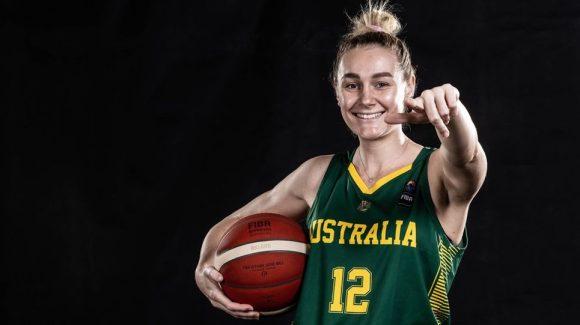 DARCEE GARBIN AND AUSTRALIAN OPALS ASIA CUP UPDATE
