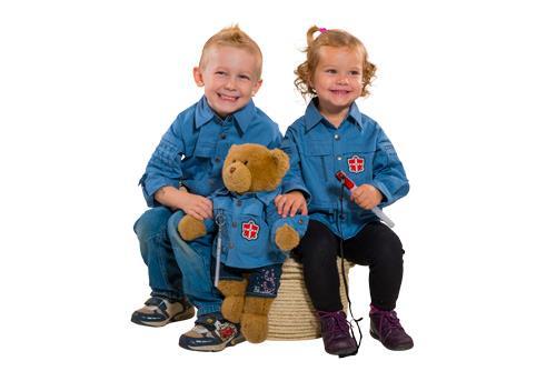 Forbundsskjorte Børn
