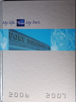 2007 Fort Dorchester Patriot Yearbook Cover