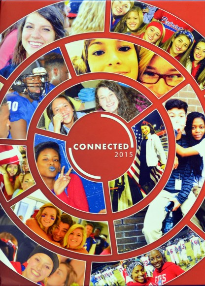 2015 Fort Dorchester Patriot Yearbook Cover