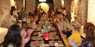 Pop-up restaurant places food at the heart of resolving conflict