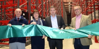Arla Foods UK opens new storage and maturation facility