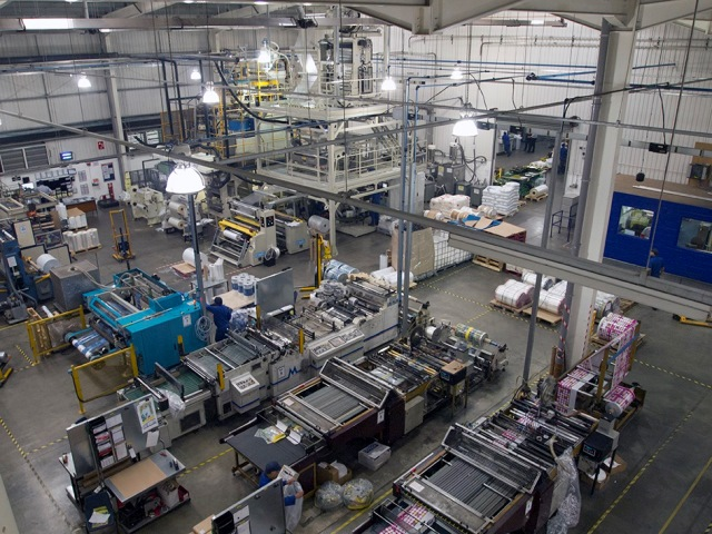 Industry stalwarts form major flexible packaging company