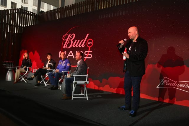 Beer bound for the final frontier as Budweiser targets Mars