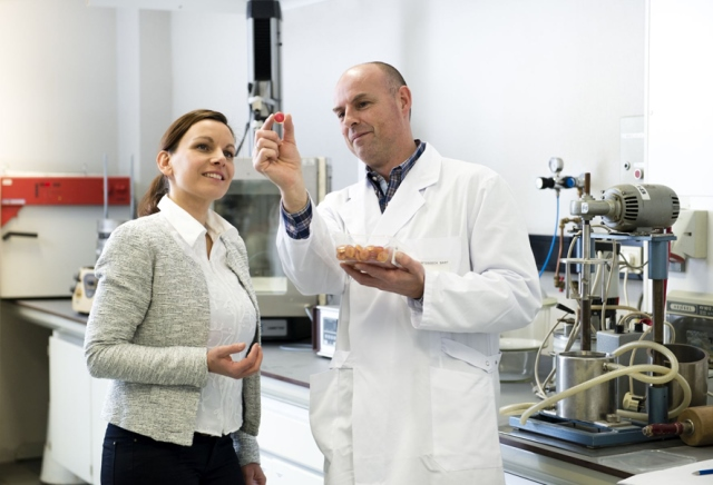 Starch blend improves texturizing, drying time for European confectionery