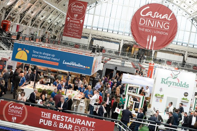 Casual Dining enjoys record year with upsurge in attendees