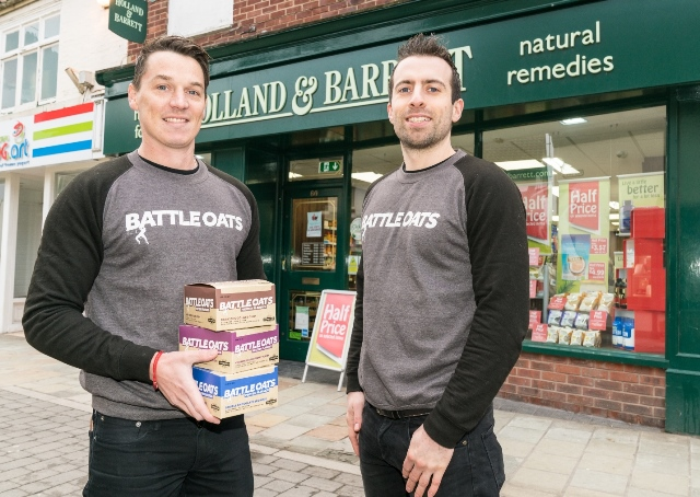 Upstart nutrition company secures nationwide listings