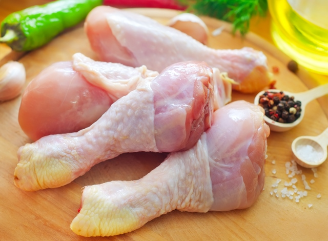 Campylobacter declining in supermarket chickens