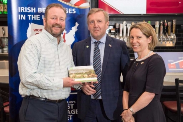 Irish beverage exports in the spotlight at US event