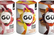 Gü shake up dessert aisle with mousse fusions