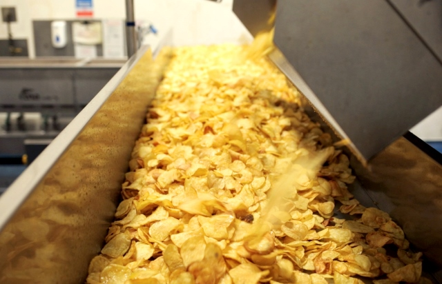 £3m investment bolsters production at crisp manufacturer