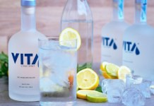UK launch for first vodka designed to be mixed with water