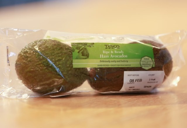 New innovative packaging extends avocado shelf life