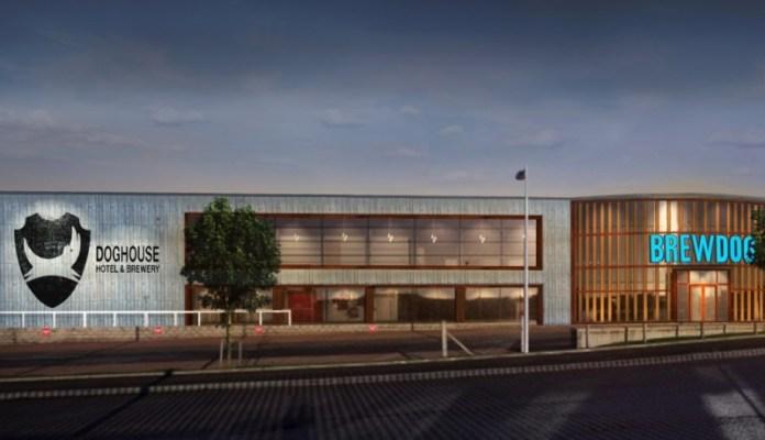 BrewDog reveal plans for 'craft beer hotel'