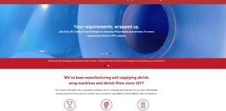 New website marks new era for Yorkshire Packaging Systems