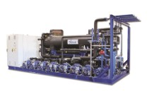Star Refrigeration unveil new industrialCO2 Refrigeration Packages