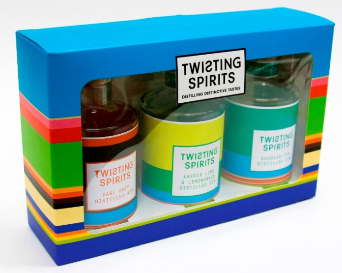 Qualvis' new selection pack increases sales for Twisting Spirits
