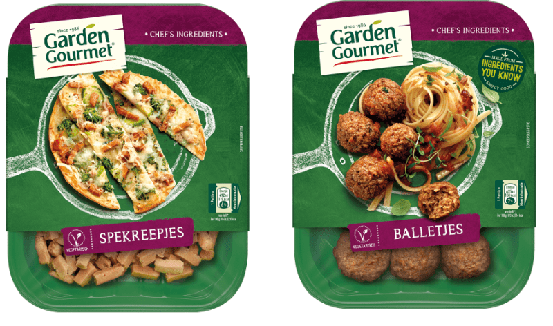 nestl launch meat free brand garden gourmet in uk - Garden Gourmet