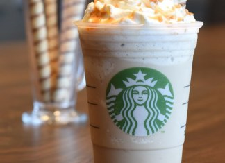 Starbucks rolls out 5p paper cup charge in all British stores