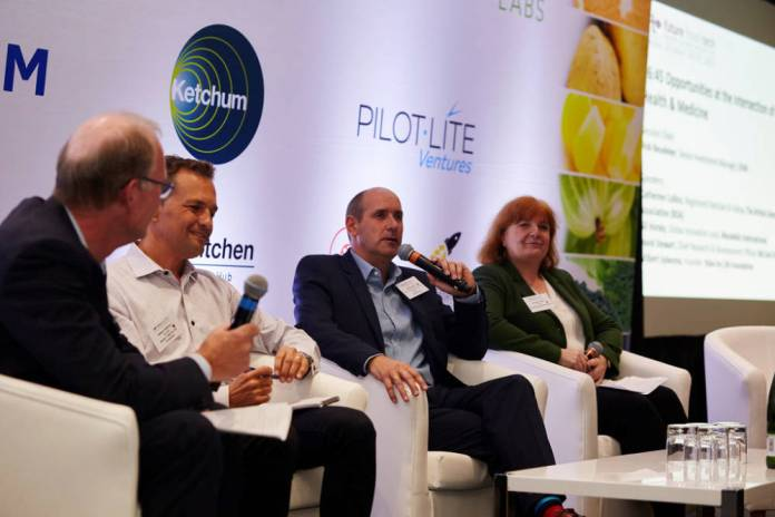 Next-gen food products at Future Food-Tech