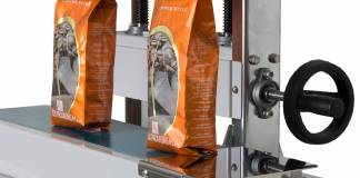 New vertical continuous heat sealer introduced by Kite Packaging