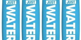 JUST Water makes debut in UK market