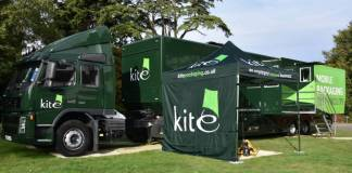 Kite Packaging supports plastic usage reduction with white paper