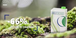 SIG packaging innovation making renewable materials mainstream