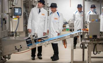 Quorn Food opens major meat alternative production facility