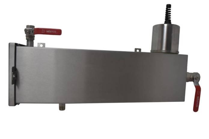 Teknomek's knife steriliser saves 30 minutes production time each week